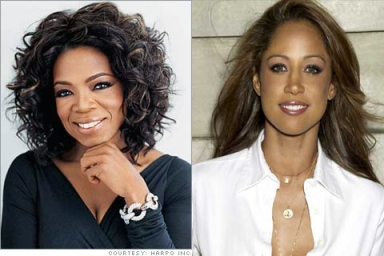 Twitter battle ensues between Oprah Winfrey and Stacey Dash